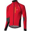 Löffler San Remo WS Softshell Light Bike-ZipOff-Jakke Herrer rød